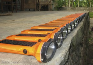 Bogo Lights, solar torches.